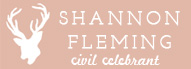 Shannon Fleming – Civil Celebrant